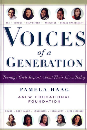 Voices of a Generation by Pamela Haag