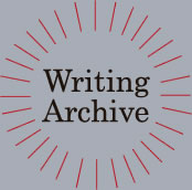 Click here for writing archive!